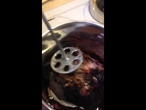 Excalibur Stainless Steel Pork & Meat Shredder For BBQ