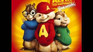 Alvin and the chipmunk you really got me