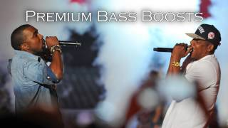 Jay-Z & Kanye West - No Church In The Wild (Clean Bass Boost)