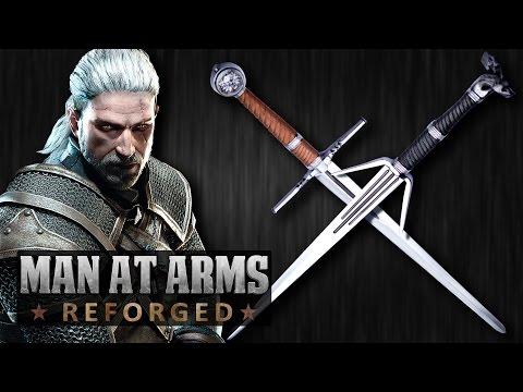 Witcher 3: Silver & Steel Swords