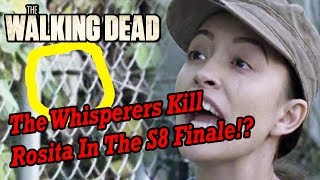 The Whisperers ARE Here! | The Walking Dead