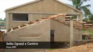 preview picture of video 'Centro Santa Cruz' 2010 (Uige-Angola) - 1ª parte'