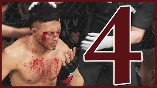 UFC 2 Career Mode Ep.4 - ONE PUNCH CAN CHANGE IT ALL!!  | UFC 2 GameplaY