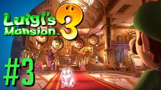 Luigi's Mansion 3 Part 3 - Shopping Time!