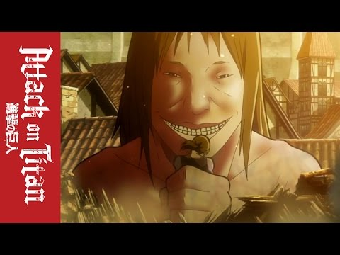 Attack on Titan - Official Trailer w/ Intro from Voice of Eren
