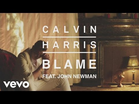 - Calvin Harris - Blame (Audio) ft. John Newman Cover Image