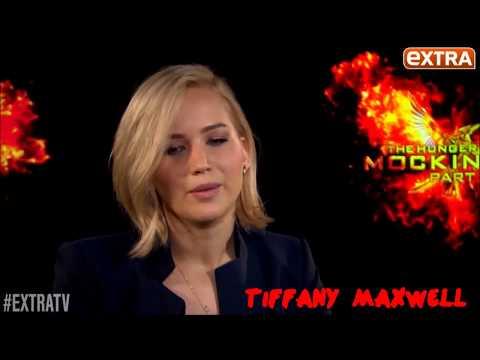 Jennifer Lawrence - Funny Moments (Part 34)
