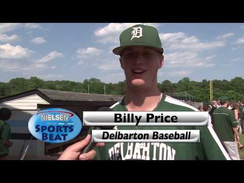6 10 17 Delbarton vs St Augustine Baseball Non Public State Final
