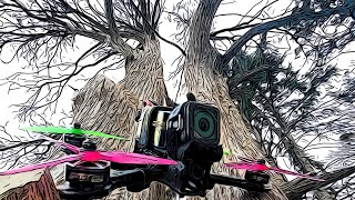 Flying FPV is my REMEDY.... It is my form of art and platform of expression