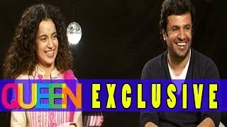 Queen | Kangna Ranaut & Vikas Bahl Exclusive Interview