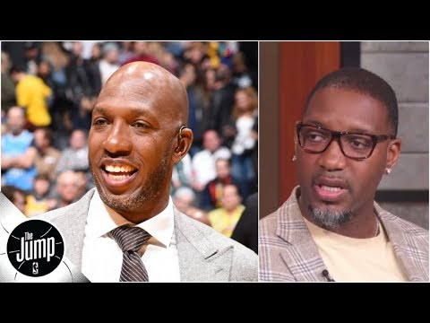 Chauncey Billups for Suns GM? Tracy McGrady thinks it should happen | The Jump