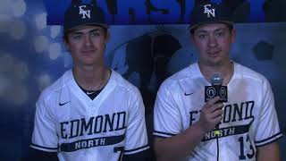 Varsity - Edmond North Baseball