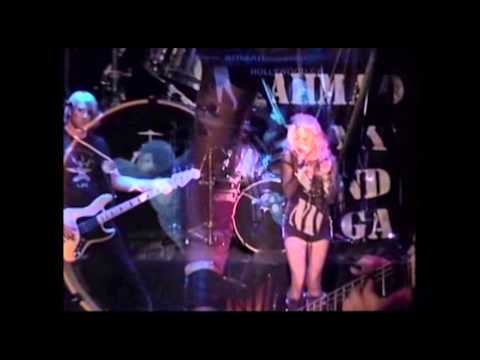 A.H.M.A.D. - Holy W.A.R.S. (Live at The Whisky a Go Go feat. Erika Renee)