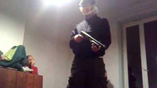 Blind shotgun collin-maillard, le colamaya de l'alcolémie 2