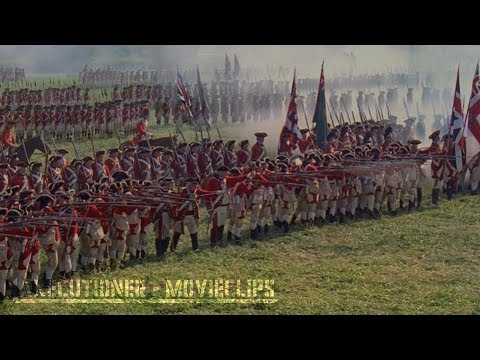 The Patriot |2000| All Fight/Battle Scenes [Edited] (April 19, 1775)