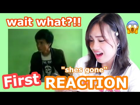 Dens Gonjalez - She's Gone REACTION (Steelheart Cover) 😱🎤
