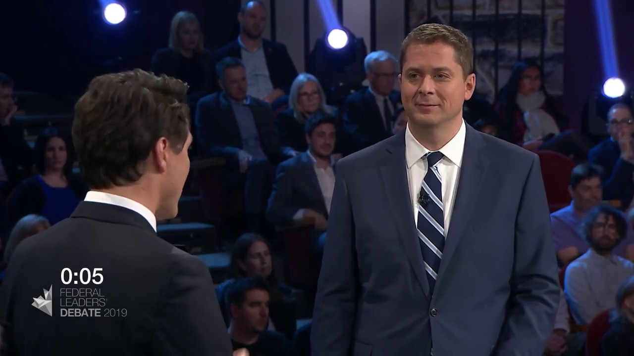 Andrew Scheer asks Justin Trudeau about SNC-Lavalin