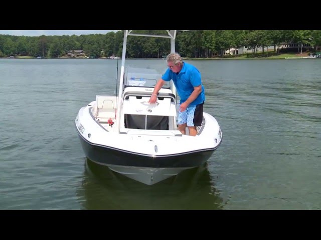 2016 Boat Buyers Guide - Yamaha 190 FSH Sport