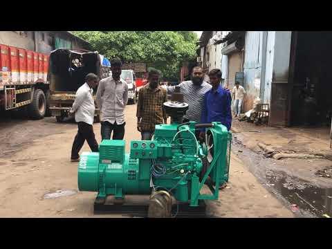 62.5 kW Noise Version Diesel Generator Set