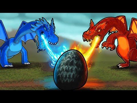 SECRET WAY TO CREATE A NEW DRAGON! (Minecraft Dragons)