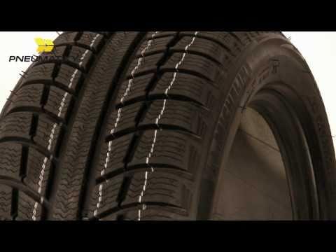 Youtube Michelin ALPIN A3 165/65 R14 79 T GreenX Zimní