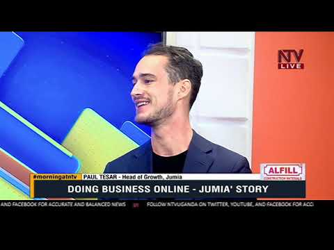 BUSINESS UPDATE: Doing business online - Jumia's story