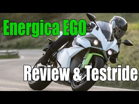 Energica EGO – Review & Testride