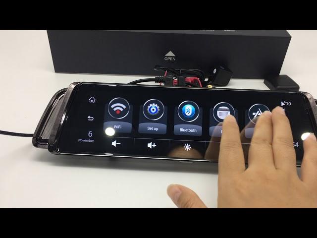 Видео AUTOECHO G07