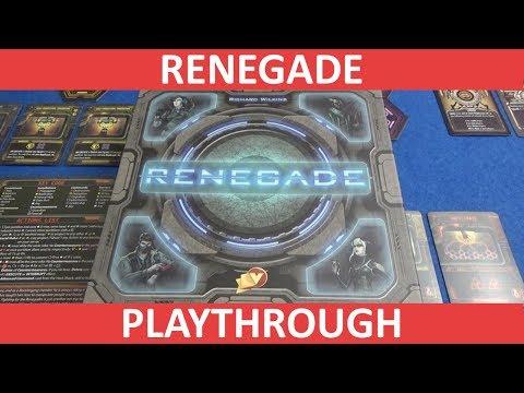 Renegade - Solo Playthrough - slickerdrips
