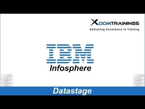 IBM InfoSphere Datastage online training - YouTube