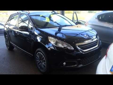 Peugeot 2008 2014 In depth review Interior Exterior