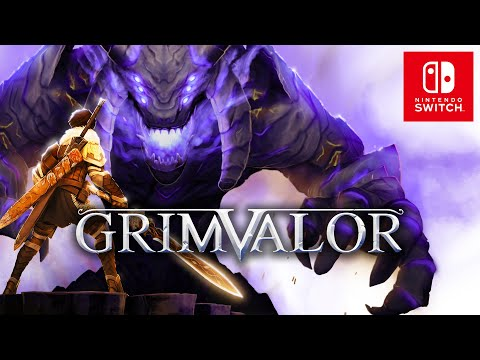 Grimvalor Graduates From Mobile To Switch Gamegrin