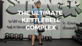 The Ultimate Kettlebell Complex