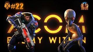 XCOM Enemy Within cz22 MOD Szturm na baze obcych
