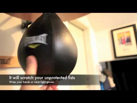Everlast Platform and Speed Bag Te:L Review