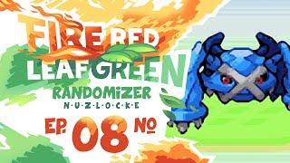 NEXUS IS A LIAR! - Pokémon FireRed & LeafGreen Randomizer Nuzlocke Versus w/ NumbNexus! Episode #08
