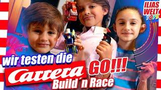 ILIAS WELT Toys - Wir testen die CARRERA GO Build´n Race