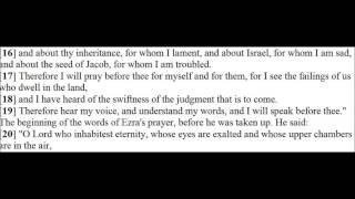 2 Esdras [4th Ezra] Complete Read along Audiobook