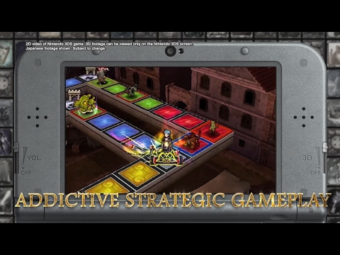 Culdcept Revolt — Announcement Trailer (Nintendo 3DS) thumbnail
