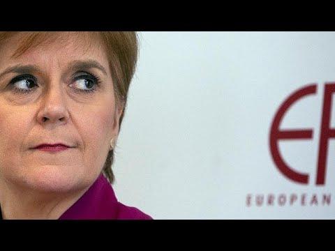 Η Σκωτία ψηφίζει… Ευρώπη