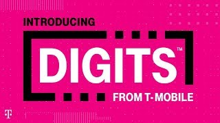 T-Mobile DIGITS Launch | Personal and Work Phone in One Device | T-Mobile