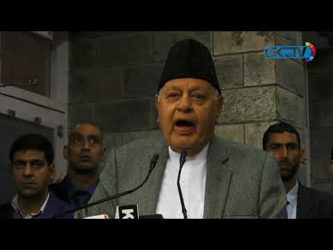 'One wrong button pressed and seven died': Farooq Abdullah hits out at Modi over Budgam air crash