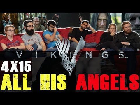 Vikings - 4x15 All His Angels - Group Reaction
