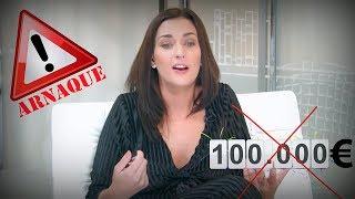 Sheryfa Luna: Escroquée de 100.000€ investit par ses fans! Elle balance son ancienne équipe!