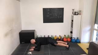 Mini workout per addominali