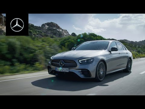 Mercedes-Benz E-Class 2020: World Premiere | Trailer