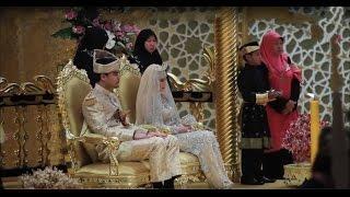 Свадьба по любви - самая богатая невеста на планете выходит замуж за простого человека