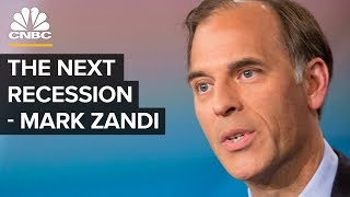 What Will Cause The Next Recession - Mark Zandi Says Corporate Debt