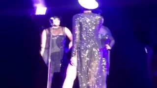 Fantasia sings Crazy and Bore Me at The Definition Of Tour on 12/3/16