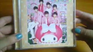 "Unboxing - Boyfriend ""Pinky Santa"" Premium Xmas single [Regular edition]"